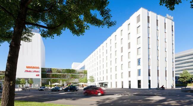 Hotel Stücki - 巴塞爾 - 建築