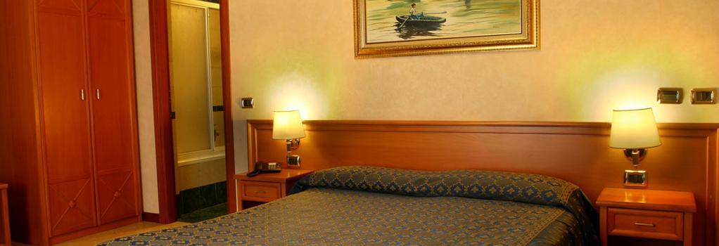 Hotel Orlanda - 羅馬 - 臥室