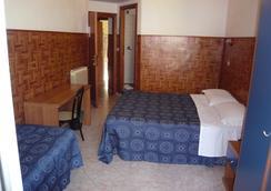 卡雷西酒店 - 羅馬 - 臥室