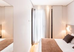 瓦倫西亞公寓大教堂酒店 - 瓦倫西亞 - 臥室