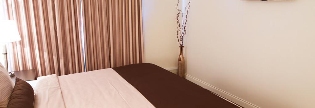 Century Plaza Hotel & Spa - 溫哥華 - 臥室