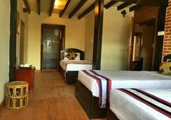 Tulaja Boutique Hotel - Bhaktapur - 臥室
