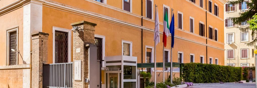 Domus Carmelitana - 羅馬 - 建築
