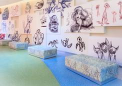 Disney's Art Of Animation Resort - 博偉湖 - 大廳
