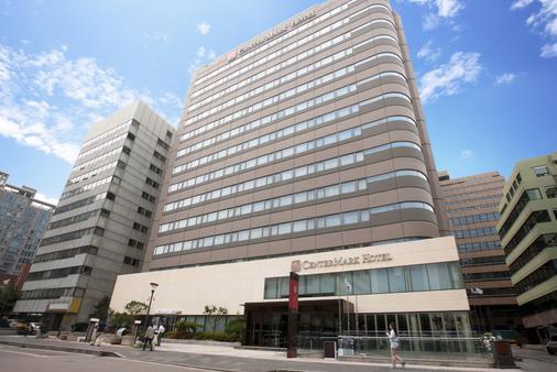 中心馬克飯店 - 首爾 - 建築
