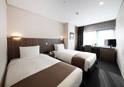 中心馬克飯店 - 首爾 - 臥室