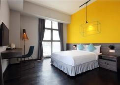 七堡酒店 - 吉隆坡 - 臥室
