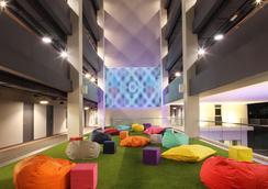 七堡酒店 - 吉隆坡 - 休閒室