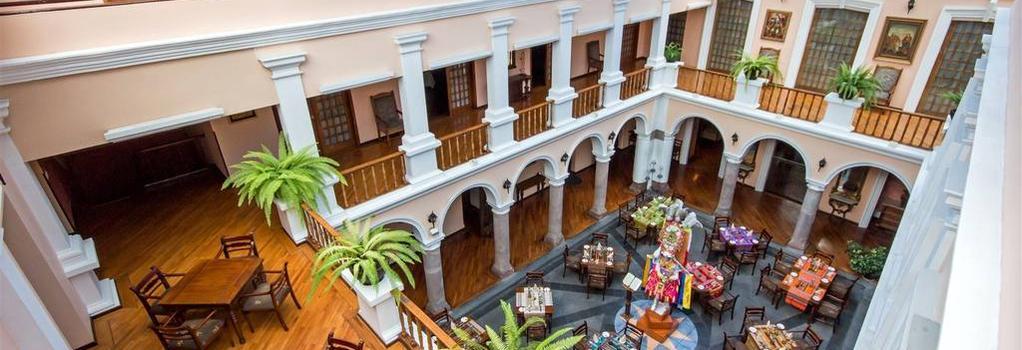 Hotel Patio Andaluz - 基多 - 建築