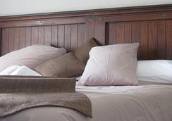 森塔加旅行旅馆 - 馬翁 - 臥室