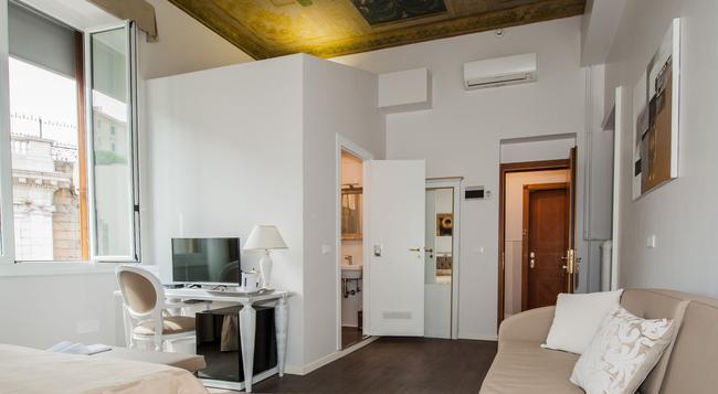 Hotel Genova - 熱那亞 - 臥室