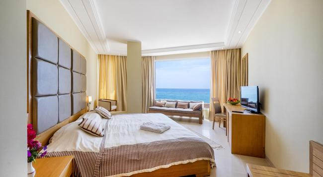 Hôtel Bel Azur Thalasso & Bungalows - Hammamet - 臥室