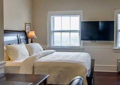 340酒店 - 聖保羅 - 臥室