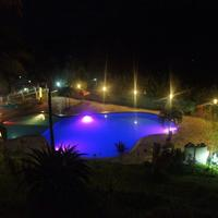 Green Mountain Resort Capiz Pool Night Time