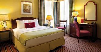 舊金山雷克斯酒店 - 三藩市 - 臥室