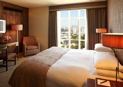 日落塔酒店 - West Hollywood - 臥室