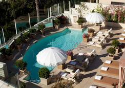 日落塔酒店 - West Hollywood - 游泳池