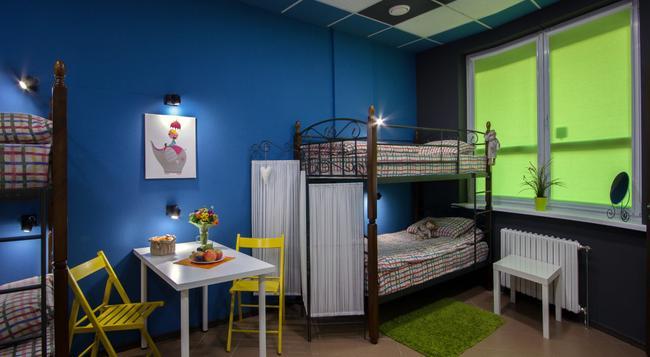 Flatcom Hostel - 明斯克 - 臥室