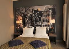 城堡酒店 - 阿姆斯特丹 - 臥室