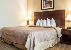 布法羅機場品質酒店 - 布法羅 - 臥室