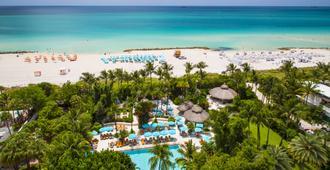 棕櫚樹Spa酒店 - 邁阿密海灘 - 建築
