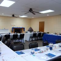 Big Pines Mountain House Meeting room