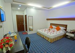完美酒店 - 曼德勒 - 臥室