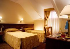 霍西亞努皇宮酒店 - 羅馬 - 臥室