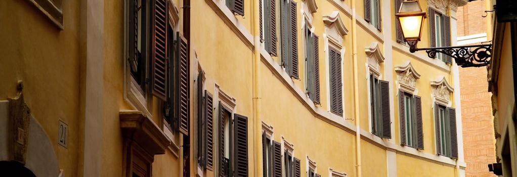 Hosianum Palace - 羅馬 - 建築