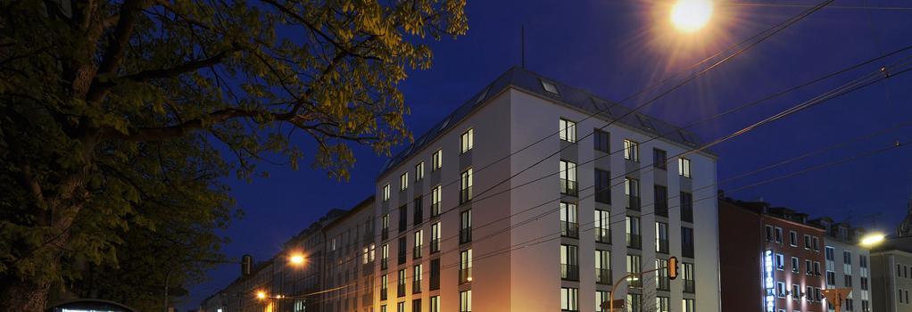 VI Vadi Hotel Bayer 89 - 慕尼黑 - 建築