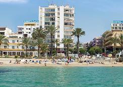 普萊雅中心酒店 - 伊維薩鎮 - 海灘