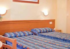 普萊雅中心酒店 - 伊維薩鎮 - 臥室
