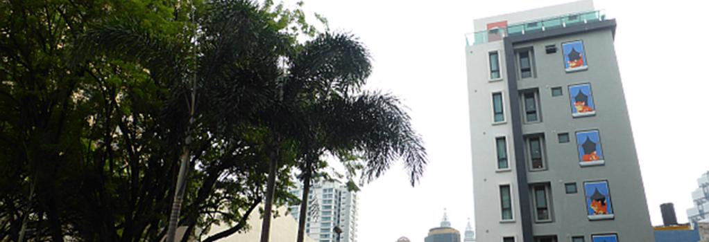 Melange Boutique Hotel - 吉隆坡 - 建築