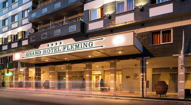 Grand Hotel Fleming - 羅馬 - 建築