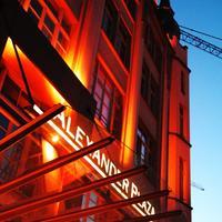 Hotel Alexander Plaza Hotel Front - Evening/Night