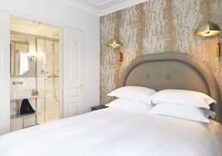 皮嘉爾大酒店 - 巴黎 - 臥室