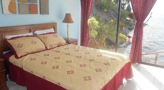 Hotel Restaurante La Villa de Los Dioses - Solola - 臥室