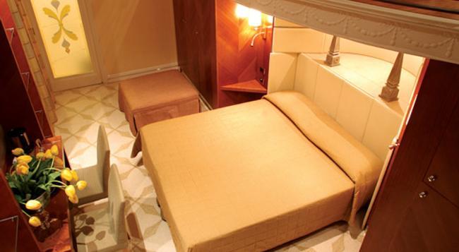 Hotel Opera Roma - 羅馬 - 臥室