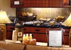 南舊金山拉克斯珀蘭丁全套房酒店 - 南三藩市 - 餐廳