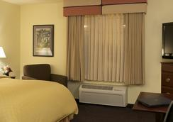南舊金山拉克斯珀蘭丁全套房酒店 - 南三藩市 - 臥室