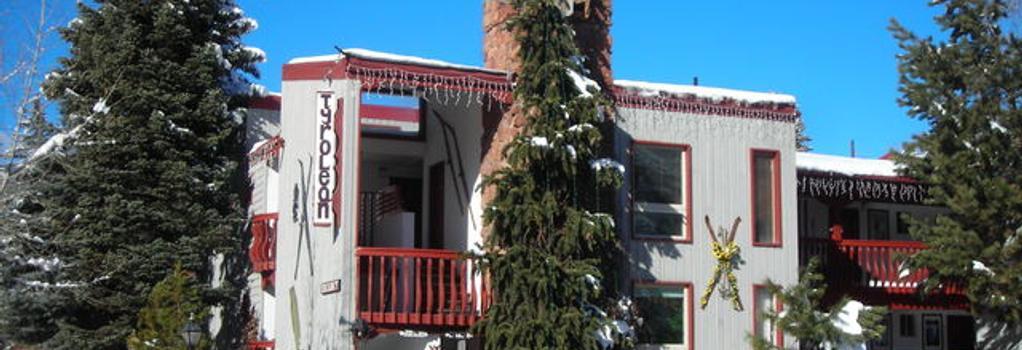 Tyrolean Lodge - 阿斯潘 - 建築