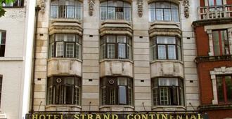 斯特昂德大陸旅舍 - 倫敦 - 建築