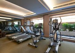 台北美侖大飯店 - 台北 - 健身房