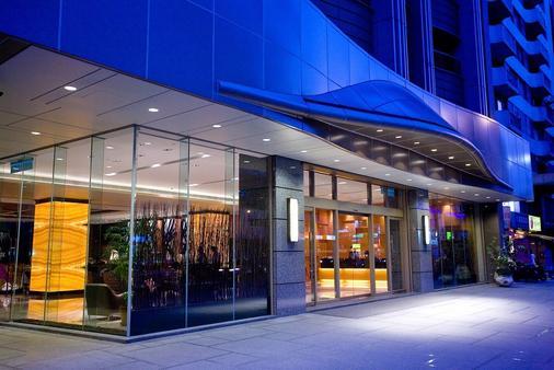 台北美侖大飯店 - 台北 - 建築