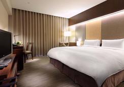 台北美侖大飯店 - 台北 - 臥室