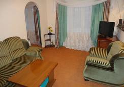 Hotel Astor - Cherepovets - 客廳