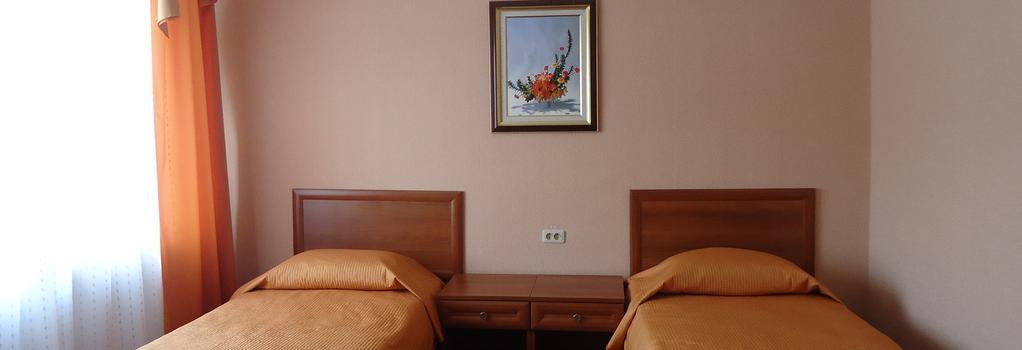 Hotel Astor - Cherepovets - 臥室