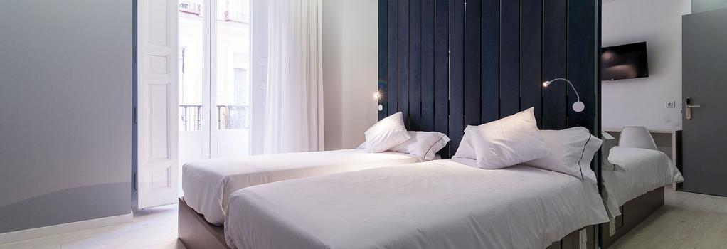 B&B Hotel Fuencarral 52 - 馬德里 - 臥室