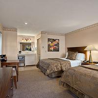 Days Inn San Diego Hotel Circle Near Seaworld Standard Two Queen Bed Room