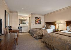 戴斯聖地亞哥酒店- 靠近海洋世界 - 聖地亞哥 - 臥室